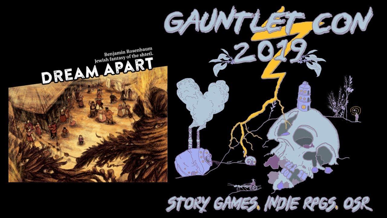 GauntletCon '19---Dream Apart