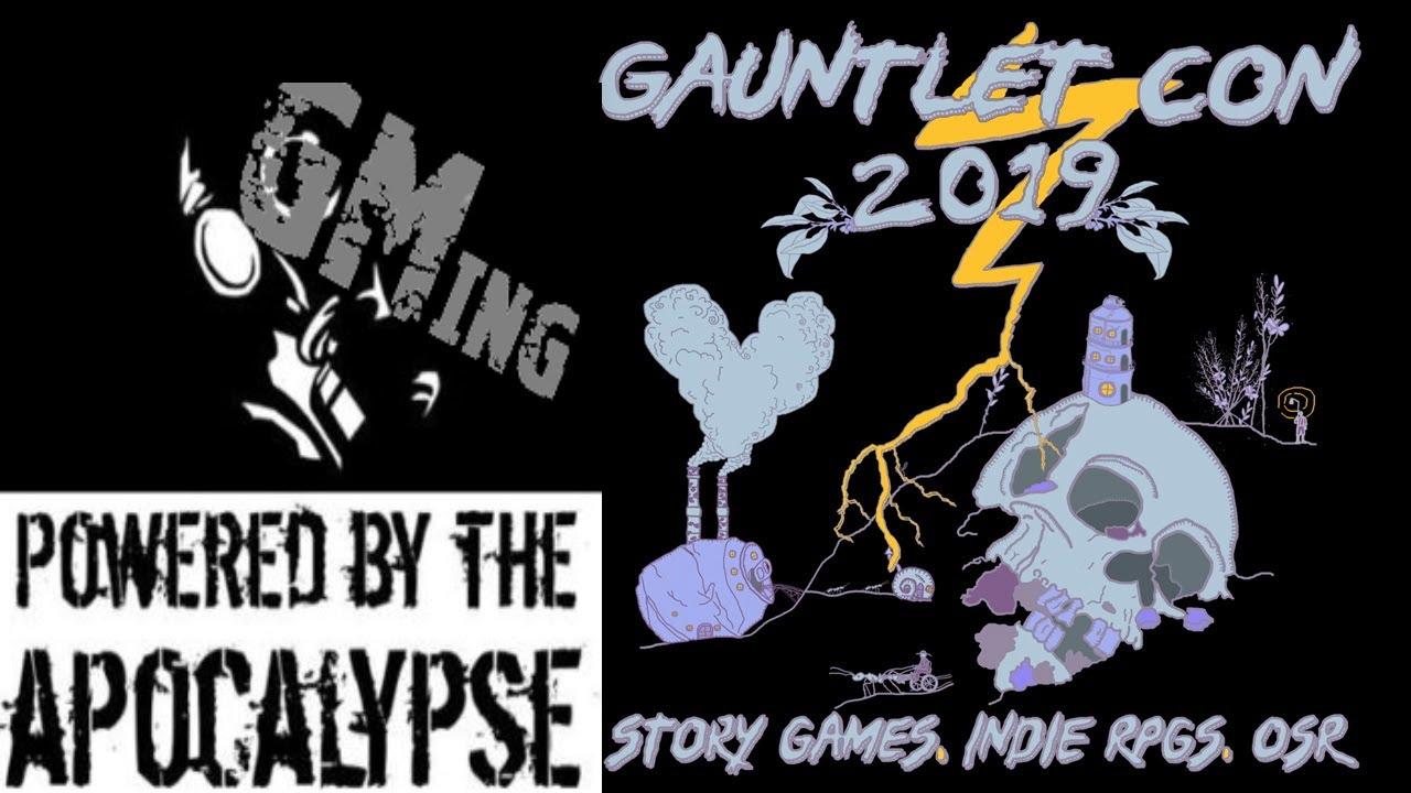 GauntletCon 2019 Panel: GMing Pbta