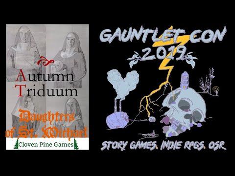 Autumn Triduum: Daughters of St. Michael (Gauntlet Con)