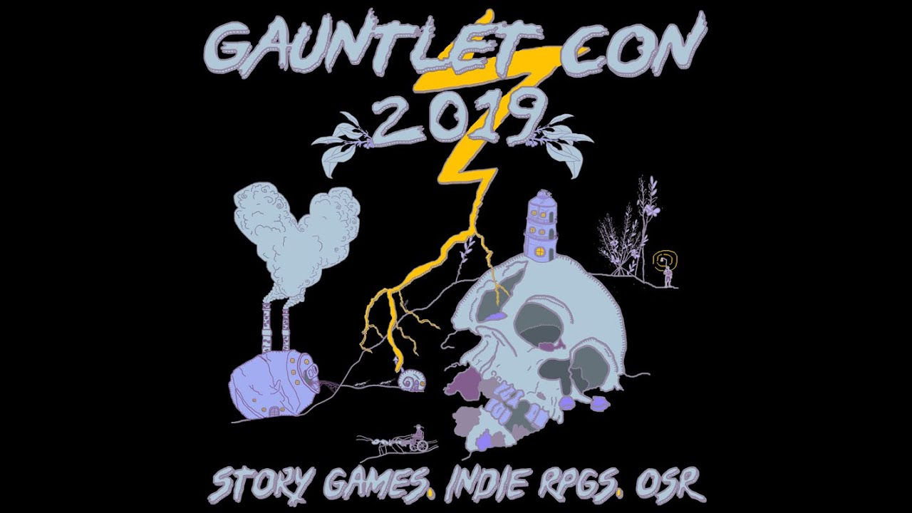 Gauntlet Con: From Hexes to a Pointcrawl with Humza Kazmi