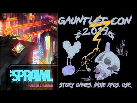 The Sprawl: chrome_rot.exe (Gauntlet Con 2019)