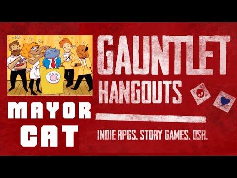Mayor Cat - Gauntlet Con 2019