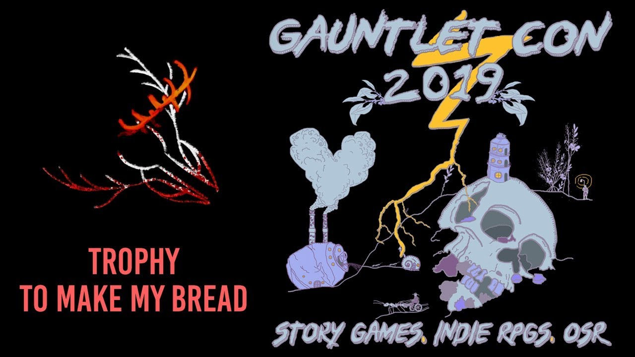 Trophy: To Make My Bread