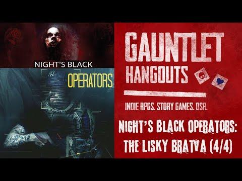 Night's Black Operators - The Lisky Bratva (4/4)
