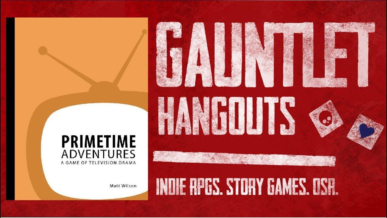 Primetime Adventures - Resistance, Episode 1
