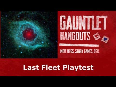Last Fleet Playtest (1/3)