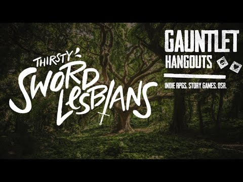 Thirsty Sword Lesbians: Queen of Thieves 4