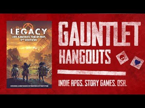 Legacy: Life Among the Ruins (4 of 8)