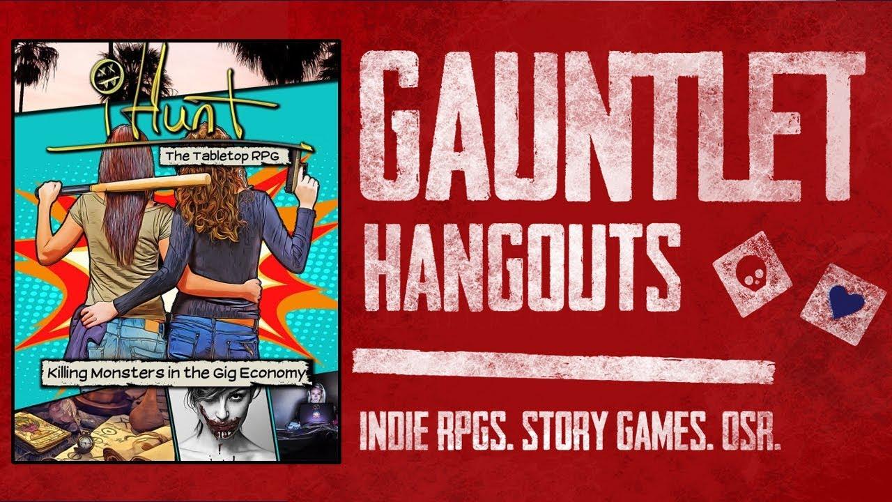 #iHunt: Gauntlet TGIT S1