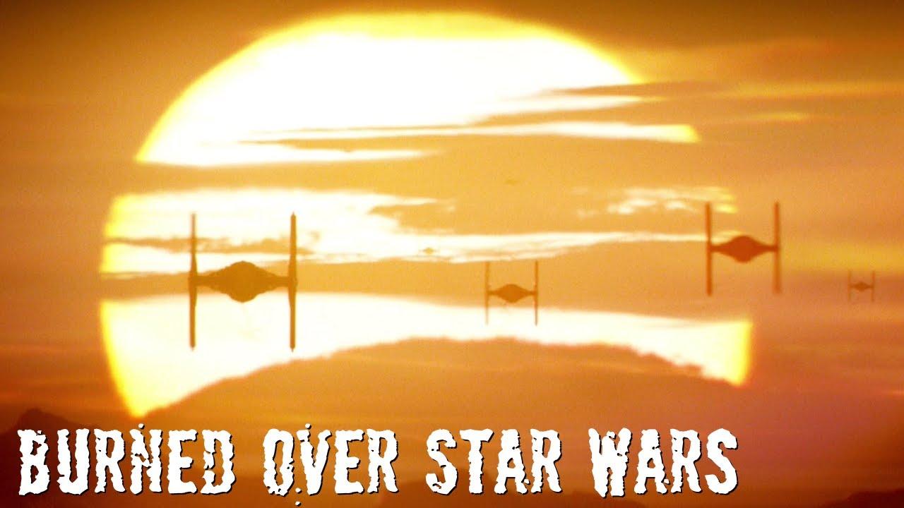 SWS: Burned Over Star Wars 01