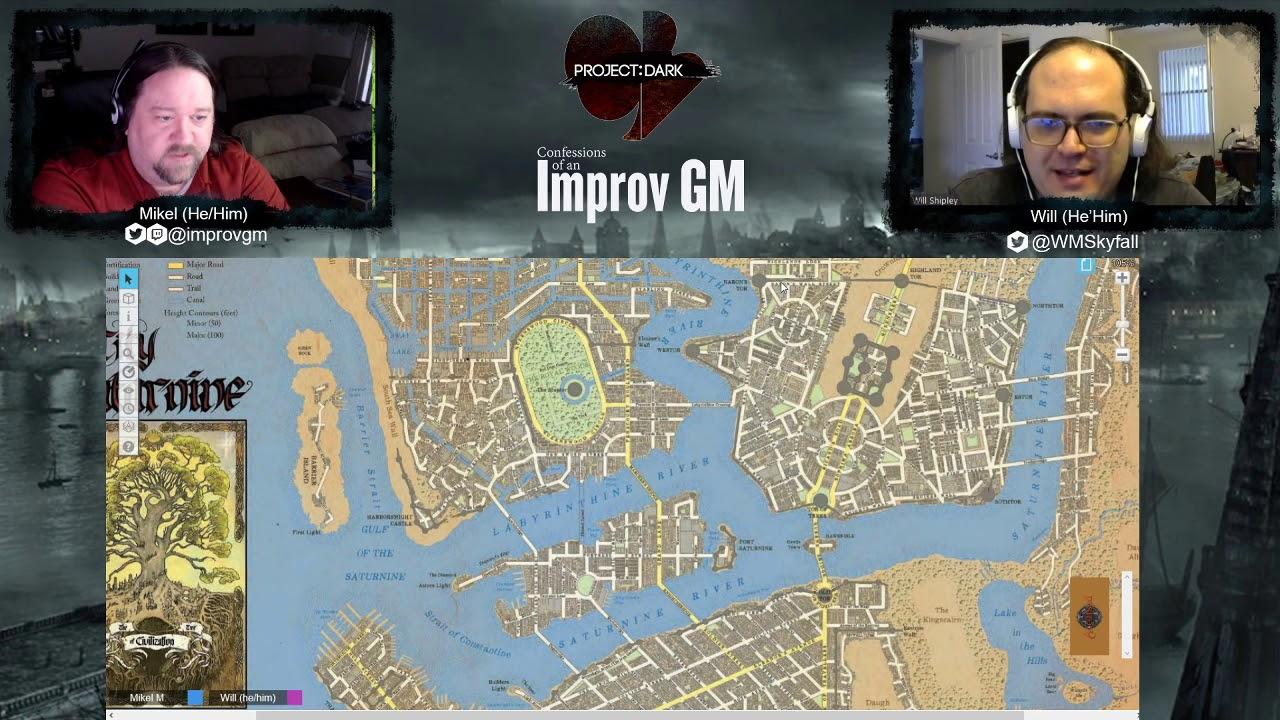 Gauntlet Games: Project Dark: Telburke Manor