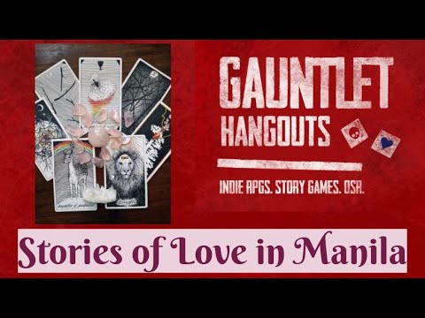 Stories of Love in Manila - On The Gauntlet!
