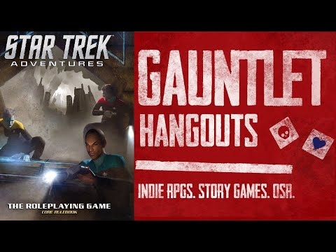 Star Trek Adventures Episode 01a