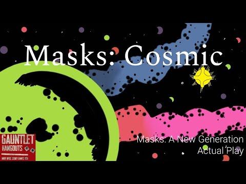 Masks Cosmic - Issue 0