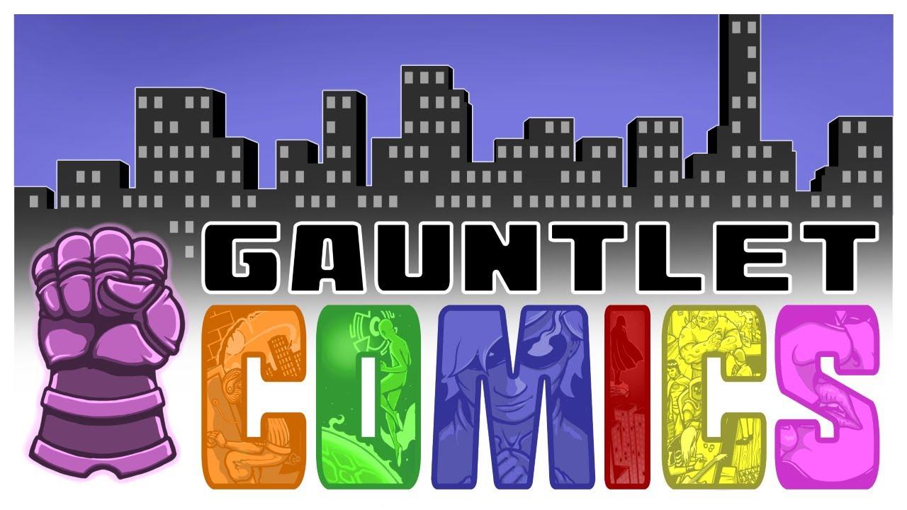 Gauntlet Comics Power Beyond Doubt 08