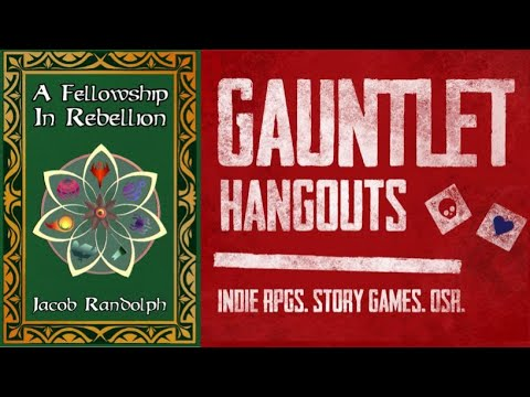 Fellowship: Rebellious Youth (3/11)