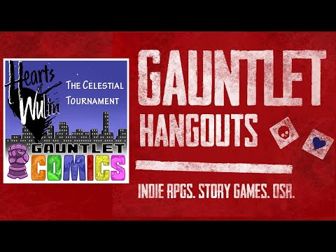 Gauntlet Comics—Hearts of Wulin: The Celestial Tournament (Session 1/4)