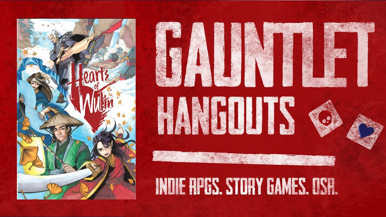 Gauntlet Sunday: Hearts of Wulin: Legend of the Shark-Fingered Princess S1