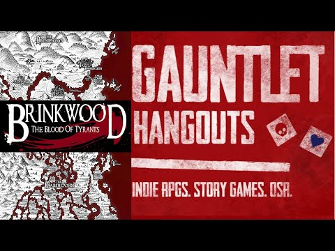 Brinkwood: In The Gristle of History (Session 3)