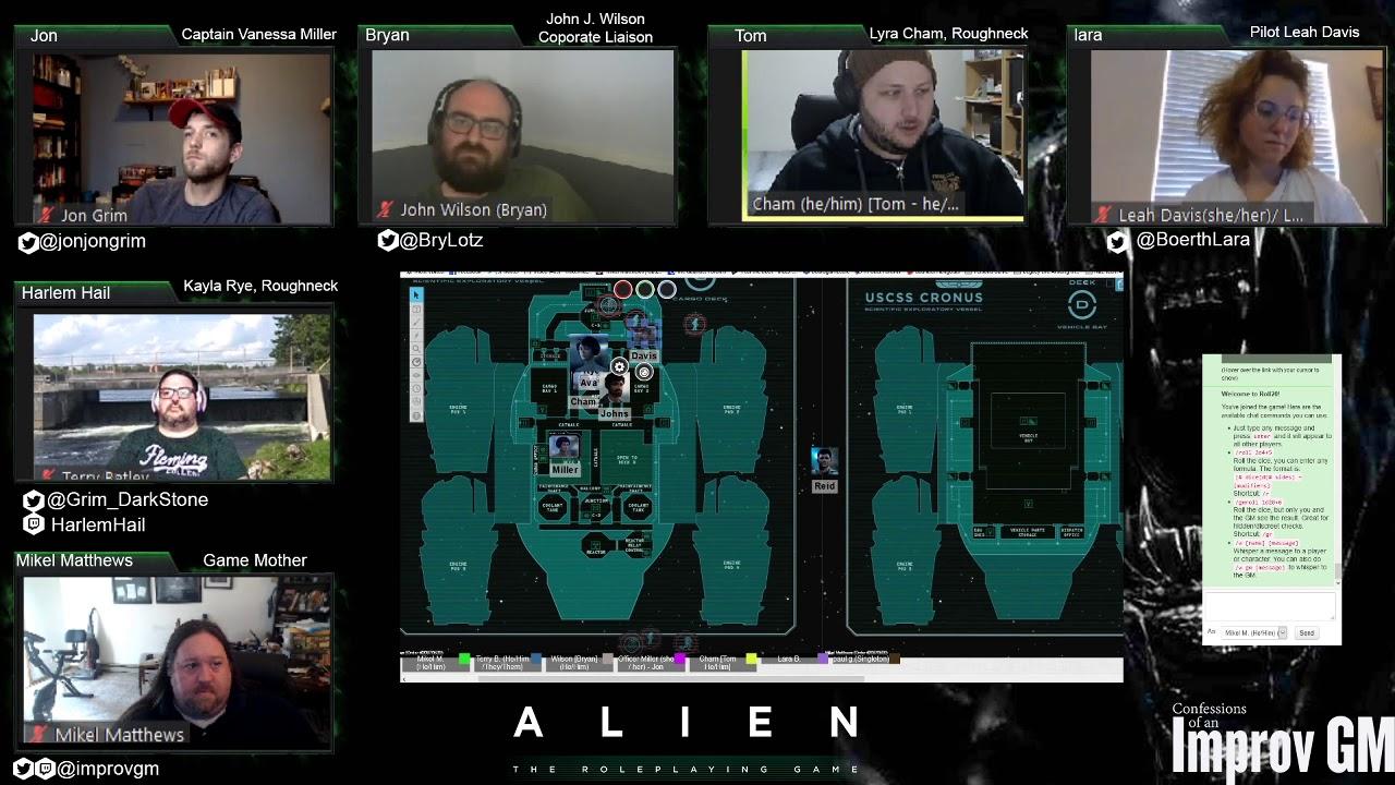 Alien: Chariots of the Gods (3/3) Gauntlet Games