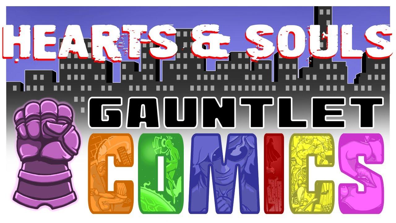 Gauntlet Comics: Hearts & Souls 03