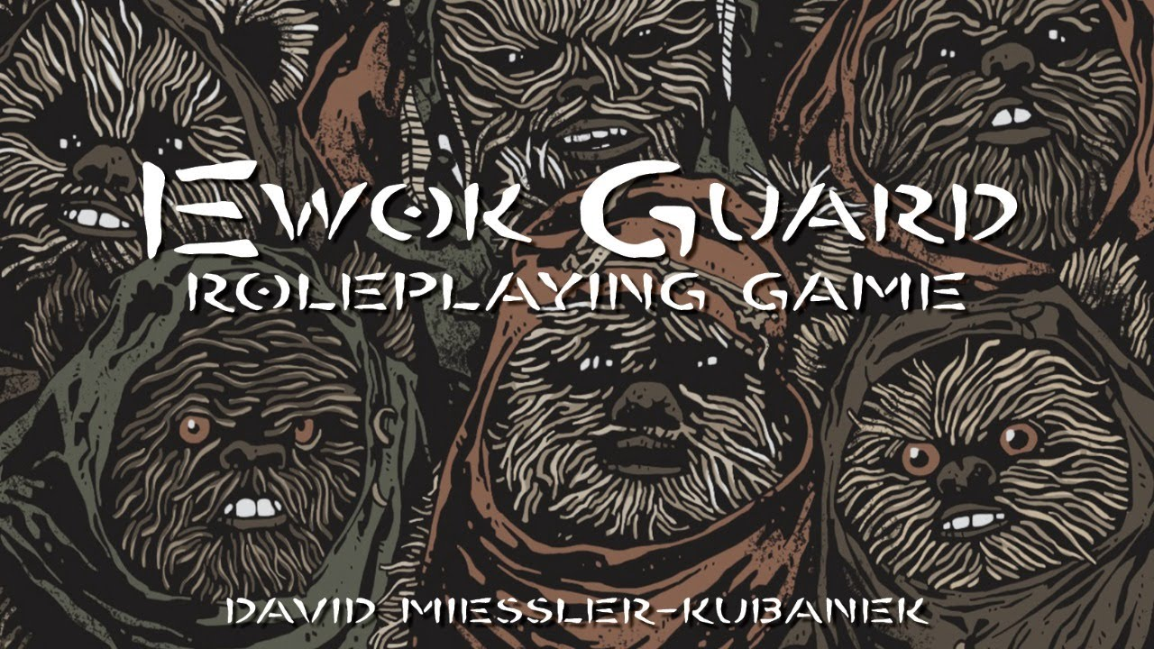 Ewok Guard: Springrock Tree Village