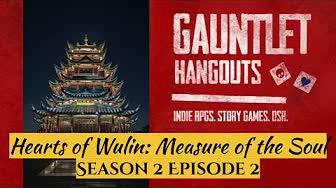 Hearts of Wulin: Measure of the Soul Season 2 Episode 2
