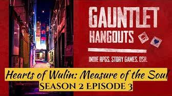 Hearts of Wulin: Measure of the Soul Season 2 Episode 3