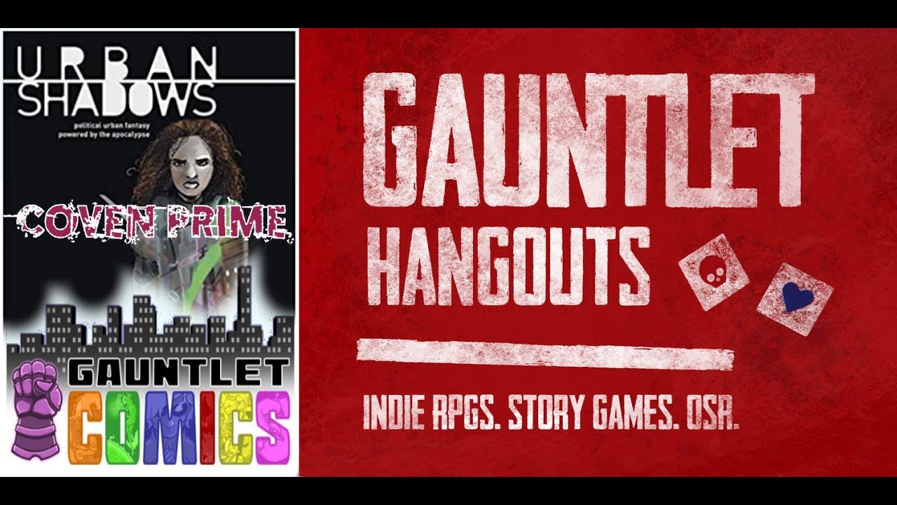 Gauntlet Comics: Coven Prime Deja Vous Issue #0