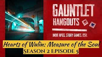 Hearts of Wulin: Measure of the Soul Season 2 Episode 5