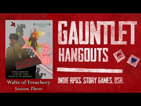 Checkpoint Midnight: Waltz of Treachery (Gauntlet Quarterly Season 3, Session 4/4)