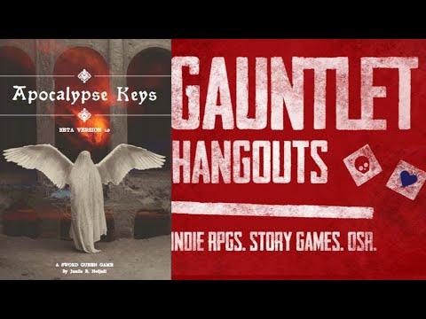 Apocalypse Keys: The Note Desolation Plays (4 of 4)