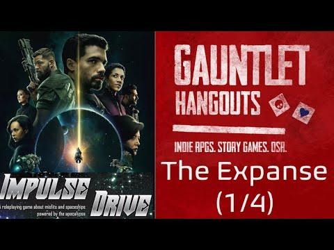 Impulse Drive - The Expanse (1/4)