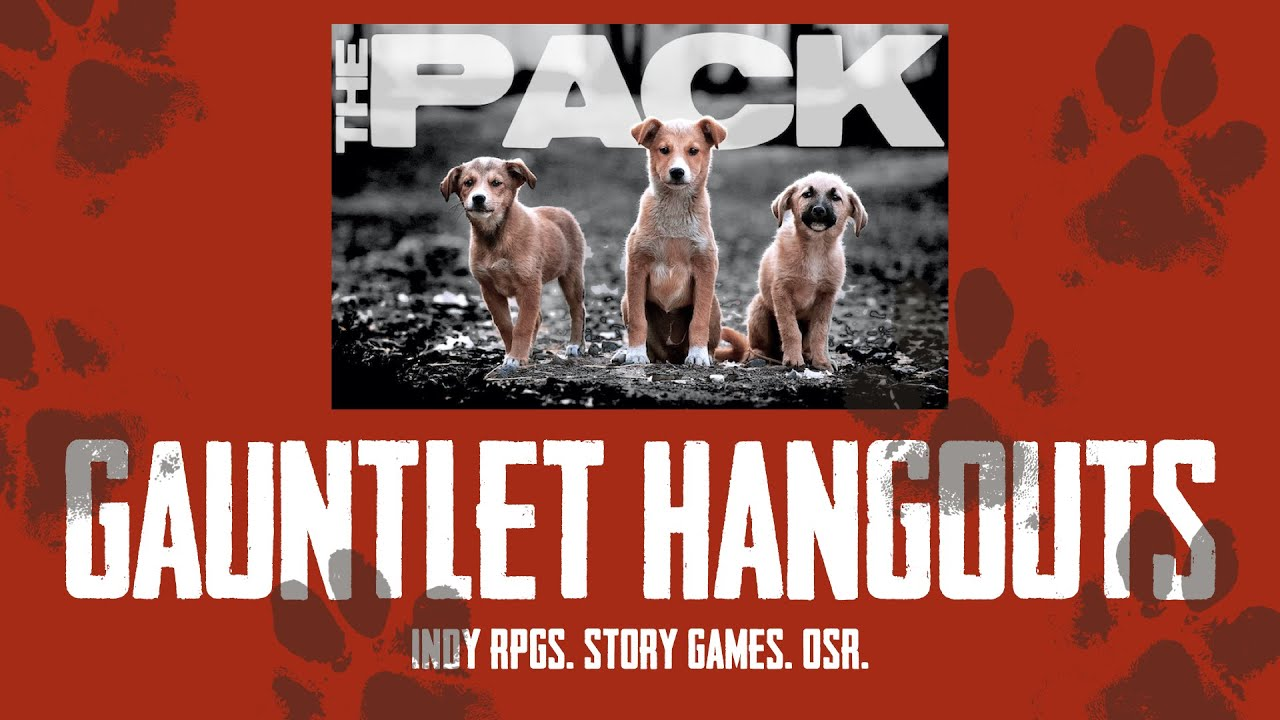 The Pack - Pets in the Post Apocalypse (Session 1)