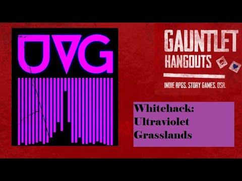 Ultraviolet Grasslands Season 8: Strange Geometries (1/4)