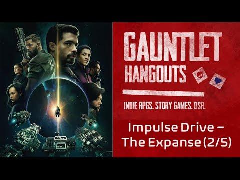 Impulse Drive - the expanse (2/4)