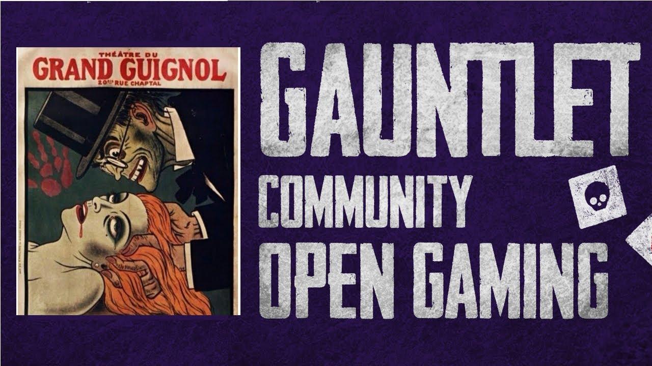 GCOG: Grand Guignol