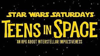 SWS: Teens in Space 03