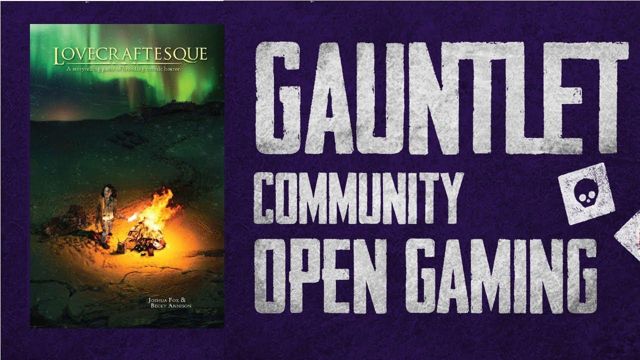 GCOG: Lovecraftesque - On Ilkla Moor Baht'at