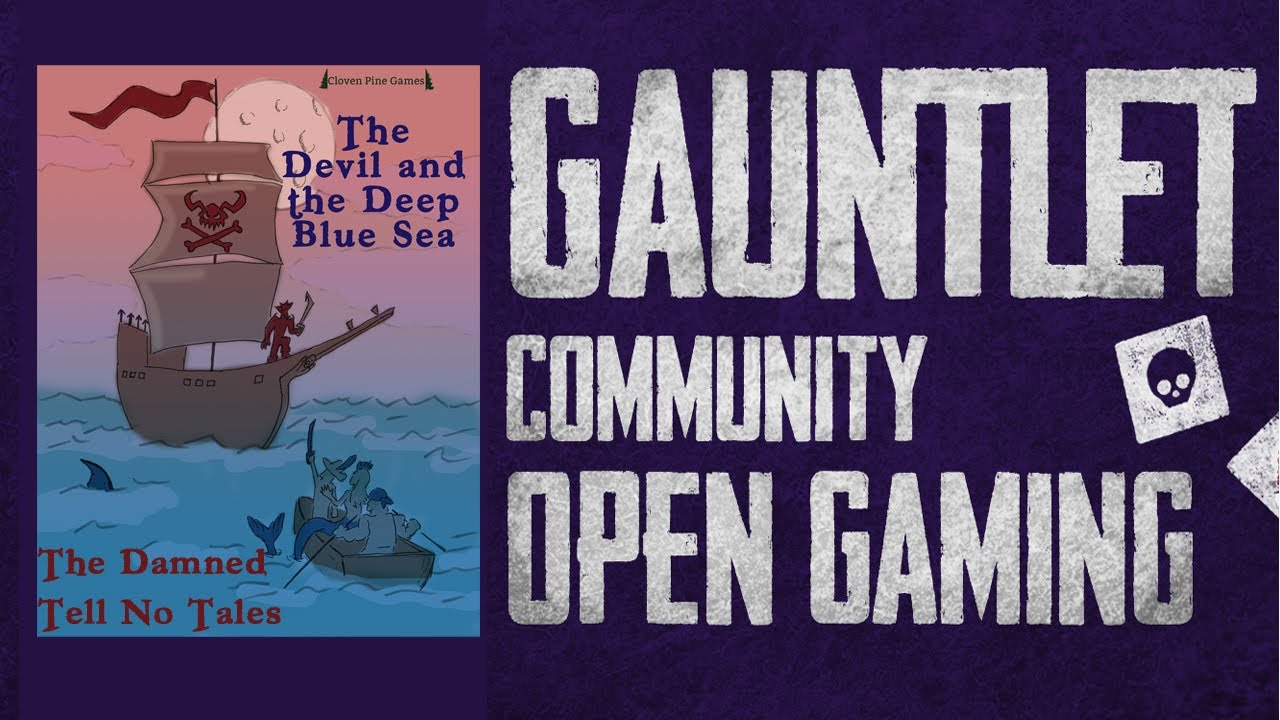 The Devil and the Deep Blue Sea: The Damned Tell no Tales