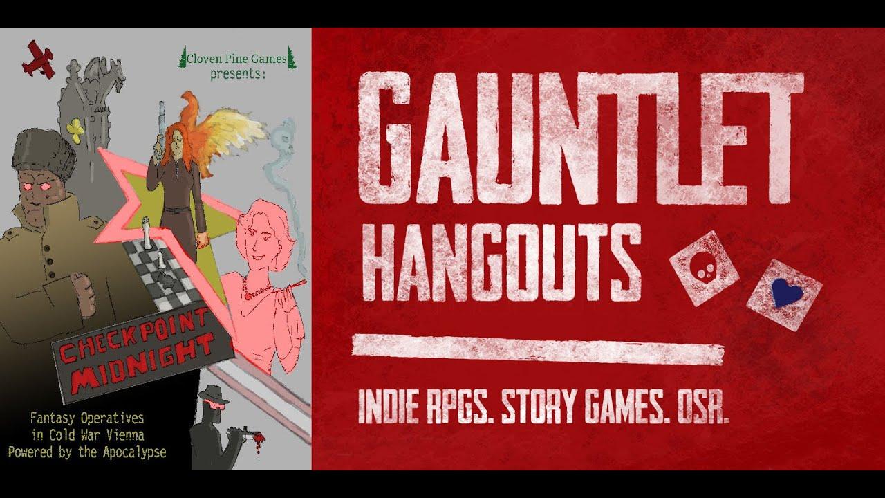 Gauntlet Calendar: Checkpoint Midnight Uneasy Allies Session 0