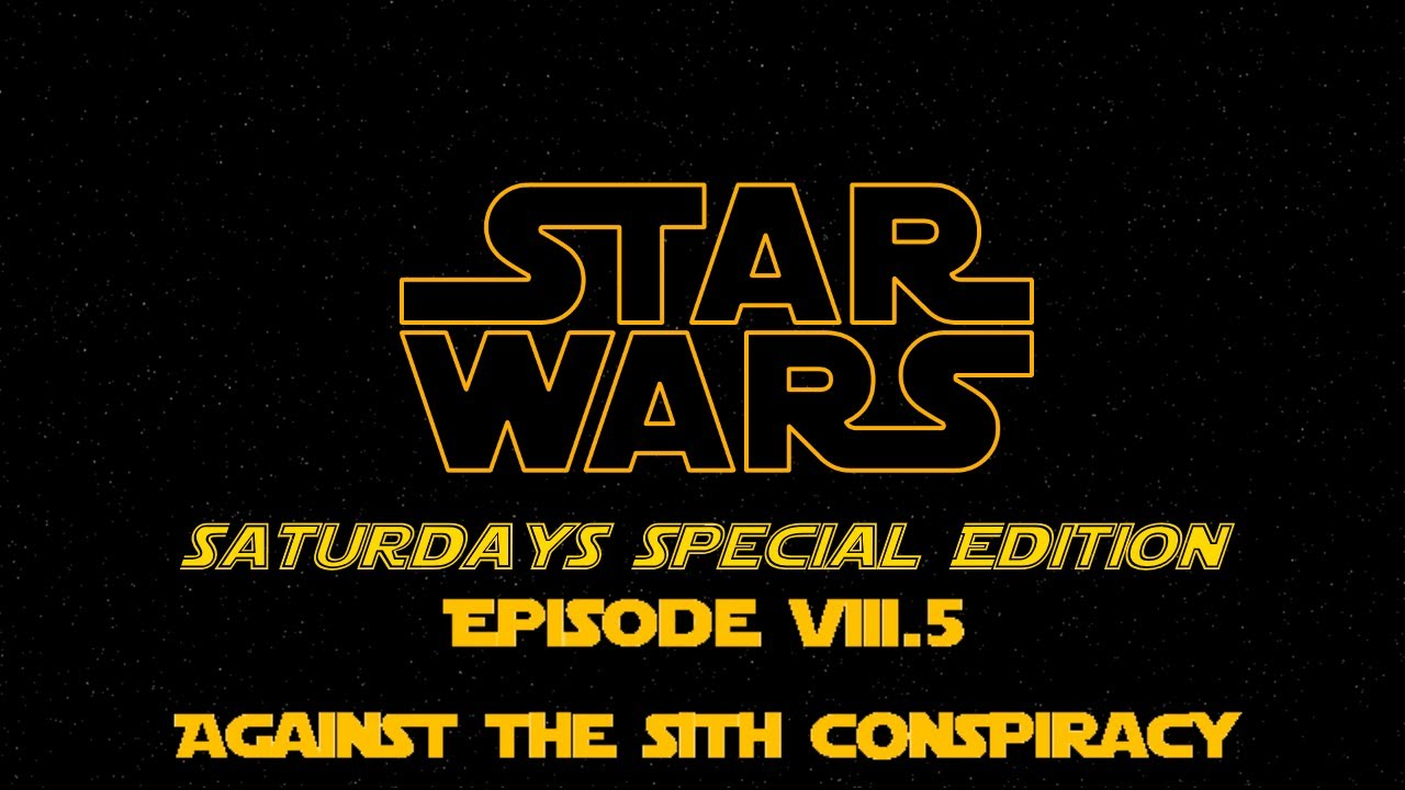 SWS SE: Against the Sith Conspiracy