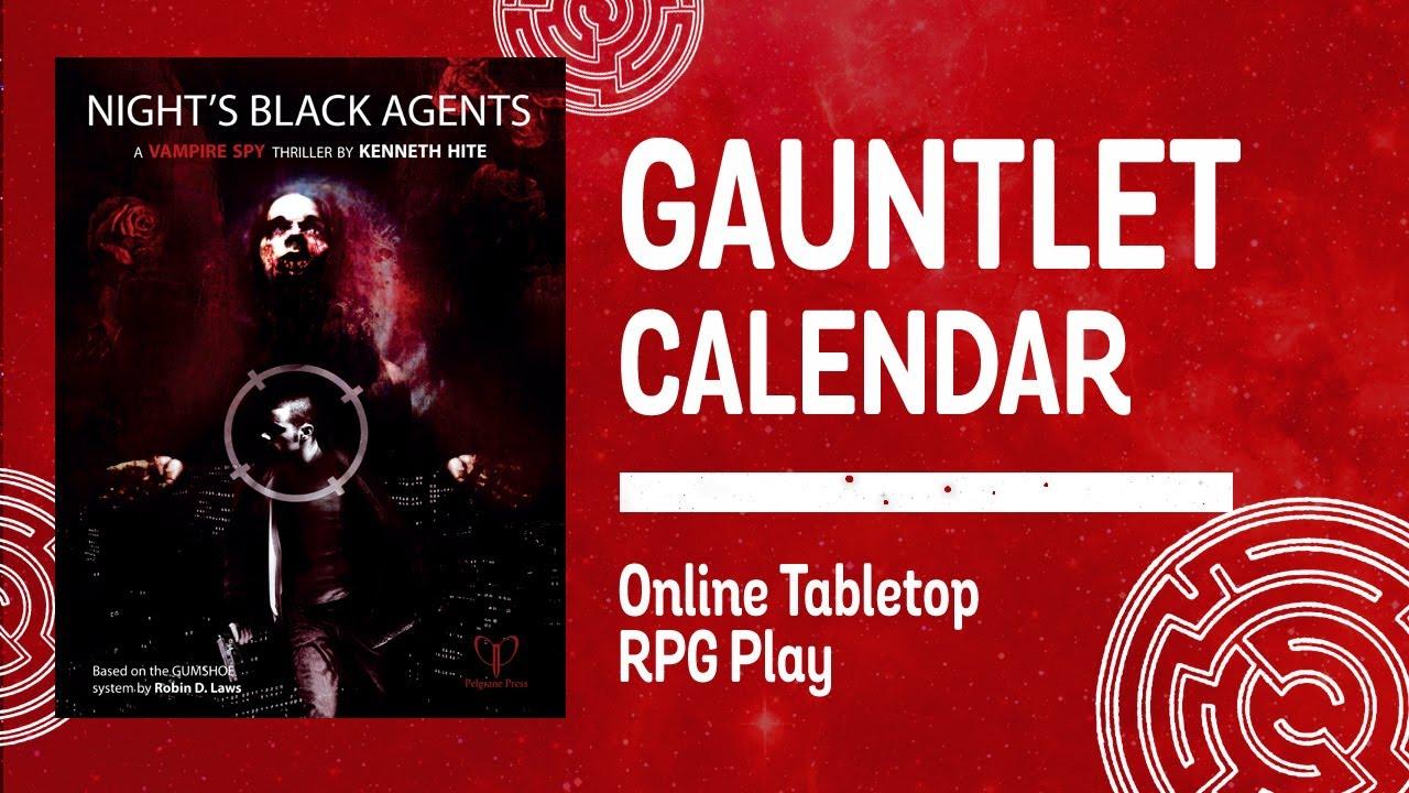 Night's Black Agents: Roused Prey S3
