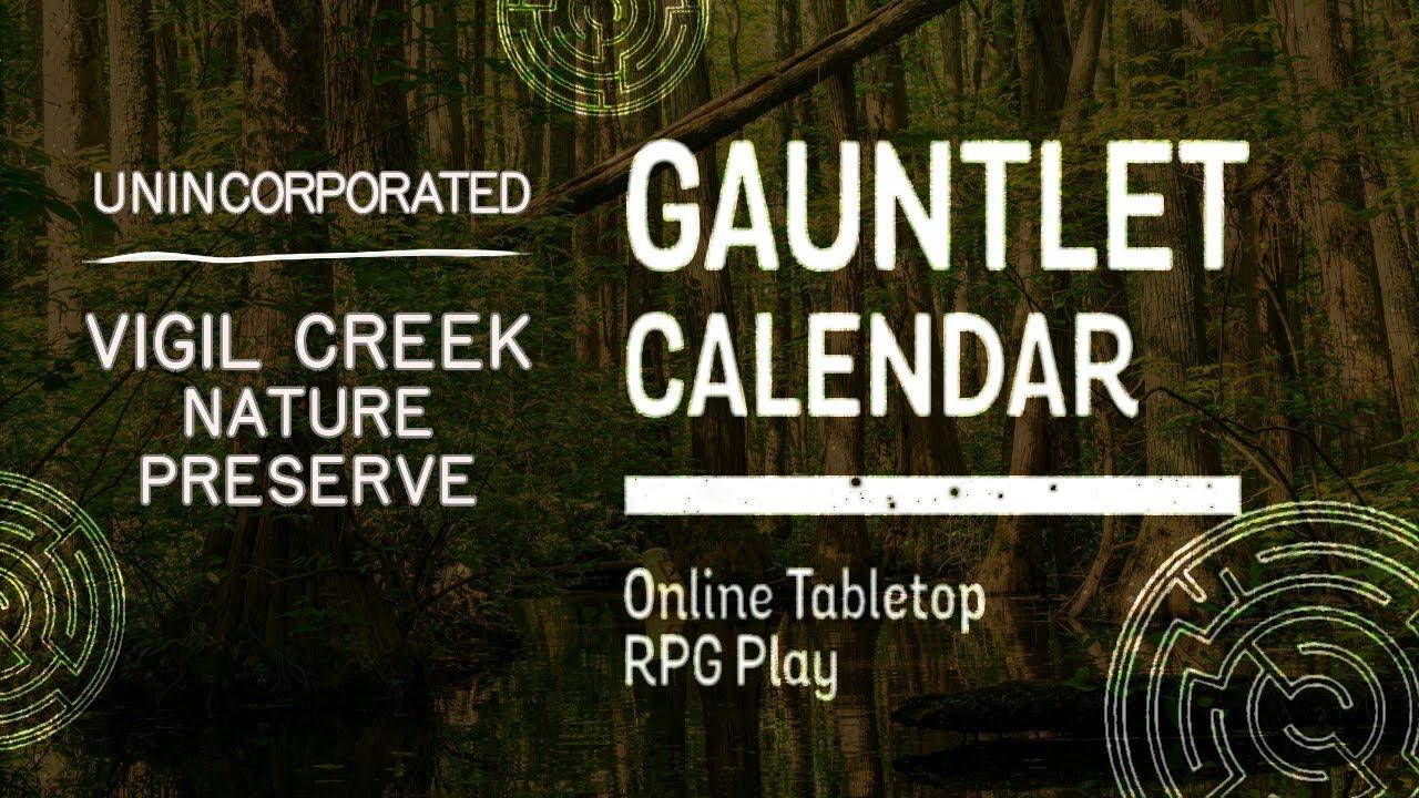 Unincorporated: Vigil Creek Nature Preserve 1