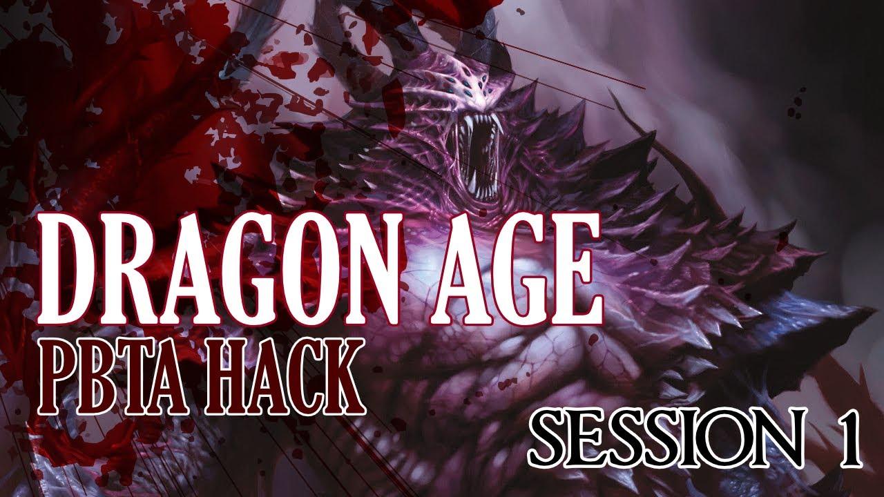Dragon Age (PbtA Hack) Session 1