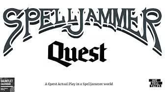 Quest - SpellJammer- Chapter 2