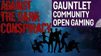 GCOG Against the Dark Conspiracy - The Harker Intrusion