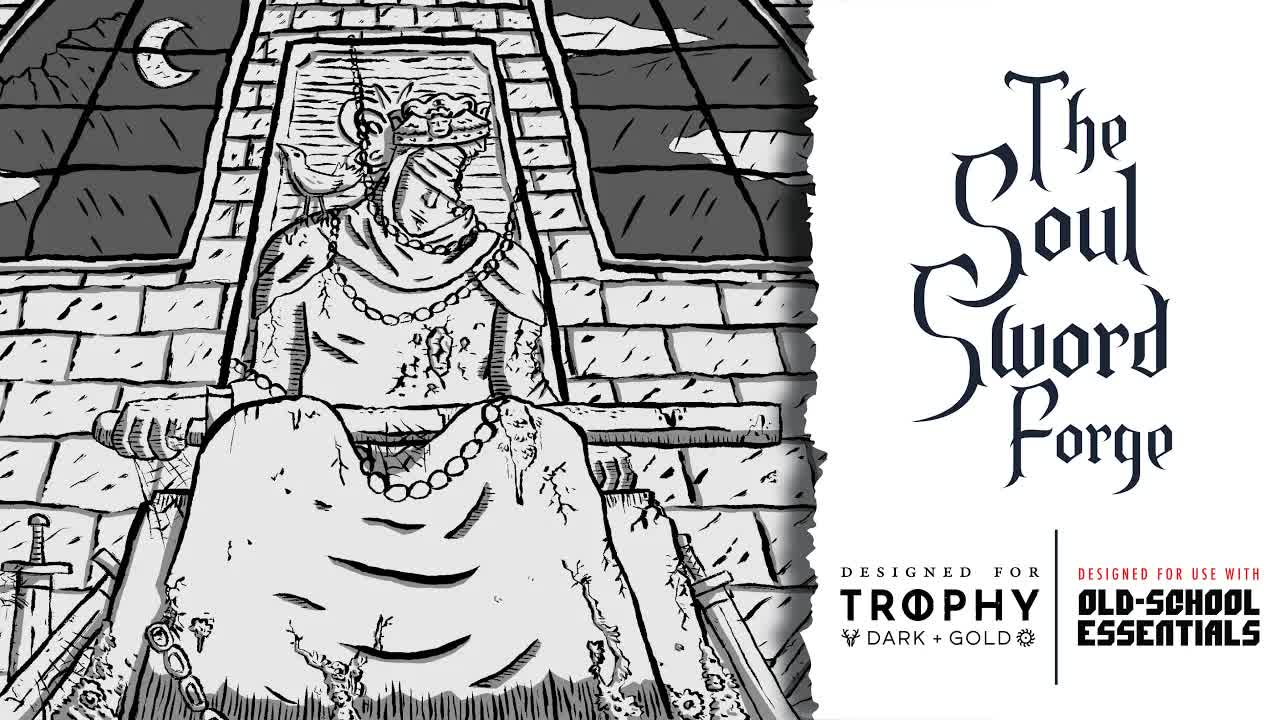 Trophy Gold: The Soul Sword Forge (4/4)