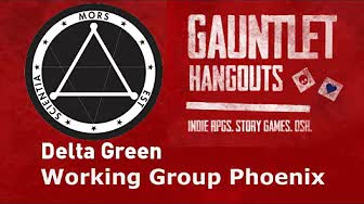 Working Group Phoenix - Session 3 - Anger