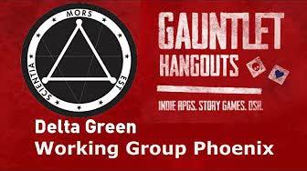 Working Group Phoenix - Session 4 - Depression